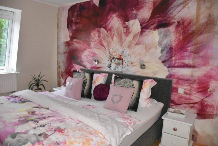 Blume des Lebens Schlafzimmer