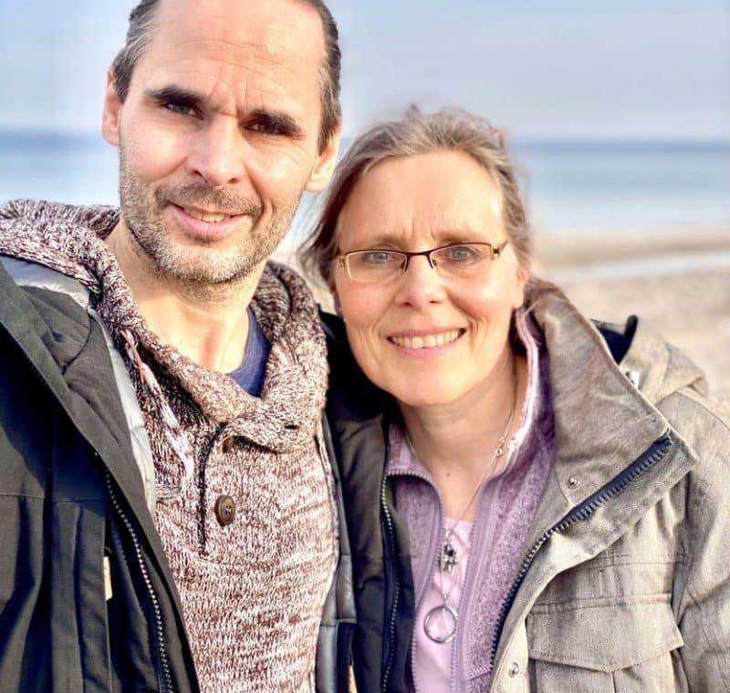 Jan und Nicole Denker